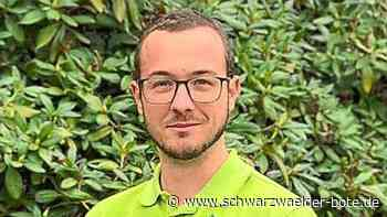 Landschaftsgärtner-Cup - Alexander Blickle aus Hechingen kämpft um den Titel - Schwarzwälder Bote