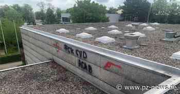 Vandalen wüten in Wiernsheim und verursachen hohen Schaden - Pforzheimer Zeitung