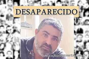VÍDEO: Mototaxista que trabalha em Cajazeiras está desaparecido e família desesperada pede ajuda - Diário do Sertão