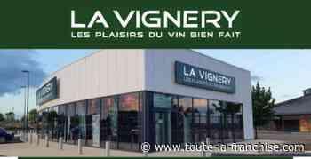 La Vignery ouvre une nouvelle cave à Saint-Cyr-sur-Loire - Toute-la-Franchise.com