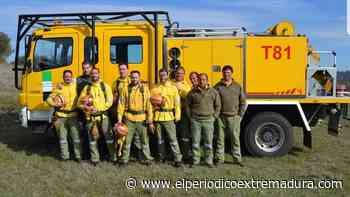 El retén del Infoex de Monesterio preparado para la nueva campaña de incendios - El Periódico de Extremadura