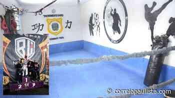 Integrante da GCM de Jandira conquista o Campeonato Paulista de Jiu Jitsu - Correio Paulista