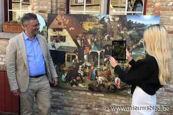 """Legende van Tijl Uilenspiegel komt (letterlijk) tot leven in openluchtmuseum: """"Figuren bewegen op je smartphone"""""""