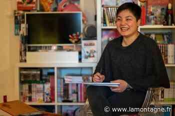 Illustratrice autodidacte, Jade Dizdarevic vient de publier son premier manga depuis Chamalières (Puy-de-Dôme) - La Montagne