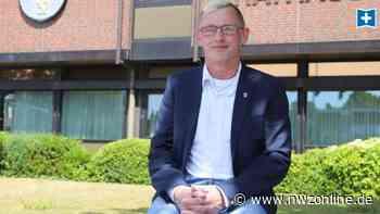 Bürgermeisterwahl in Varel: Westerman zieht Kandidatur zurück - Nordwest-Zeitung