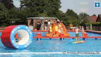 Schwimmbäder in Varel: Ende der Woche wird angebadet - Nordwest-Zeitung