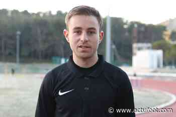 L'arbitre du FC Rousset, Steven Torregrossa est promu en Ligue 1 ! - Actufoot
