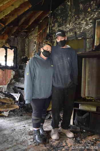 Devastation for Lincoln family