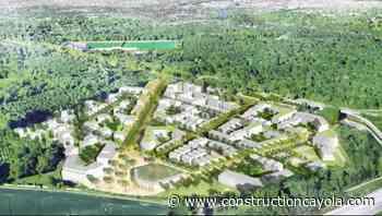 Louveciennes : projet de revitalisation du site de 22 hectares de Villevert - Construction Cayola
