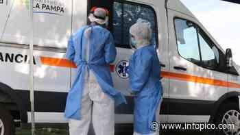 COVID-19: Hoy hubo 10 fallecimientos, 2 de ellos en General Pico y La Pampa alcanzó las 578 muertes - InfoPico.com