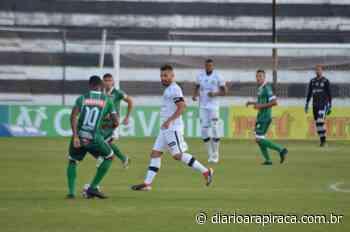 ASA realiza último treino antes do jogo decisivo contra o Murici - Diário Arapiraca