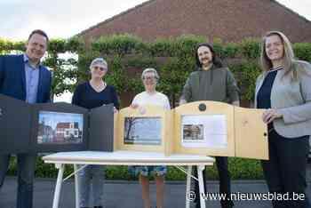 Vertelplaten over Beernemse dorpen nemen ouderen terug mee in de tijd - Het Nieuwsblad