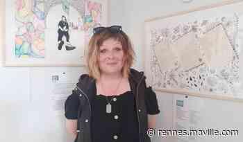 À Vern-sur-Seiche, ses dessins sont un exutoire face à la maladie - maville.com