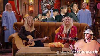 Friends The Reunion : Pourquoi la Chine a censuré Lady Gaga, BTS et Justin Bieber ? - Urban Fusions
