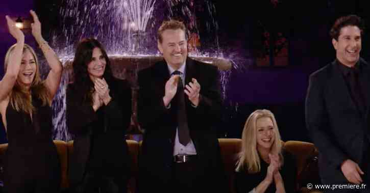 Friends : TF1 dévoile la date diffusion de The Reunion - Premiere.fr