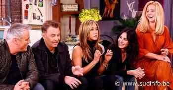 «Friends: The Reunion»: voici où et quand la réunion de «Friends» sera à voir en Belgique - Sudinfo.be