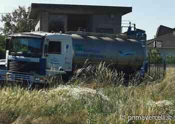 Emergenza acqua a Tricerro: obbligatorio bollirla per uso alimentare - Prima Vercelli