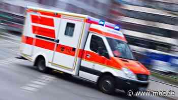 Verkehr Polizei: Radfahrer bei Unfall in Ahrensfelde verletzt - moz.de