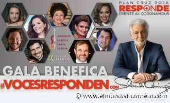 Ainhoa Arteta y Lucero Tena se unen a la gala que protagoniza Plácido Domingo y otros artistas líricos - El Mundo Financiero