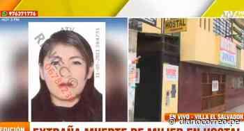 Hallan muerta a mujer dentro de hostal en Villa El Salvador - Diario Correo