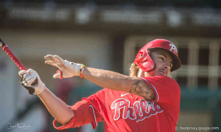 Phillies promote top prospect Bryson Stott to Reading and more Phillies notes