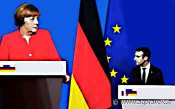 Cap vers l'euro-évaporation de la France ! Après Thiers et Pétain, Macron et ses satellites capitulent devant l'Allemagne - AgoraVox