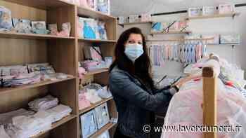 Une nouvelle boutique pour habiller bébé, rue Thiers à Boulogne - La Voix du Nord