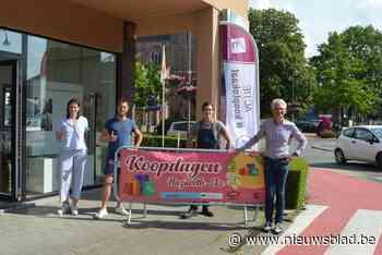 Handelaars uit Nazareth-Eke organiseren Koopdagen