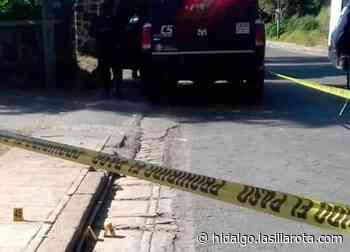 Se registra ataque armado en Tepeji; hay 2 personas heridas - La Silla Rota