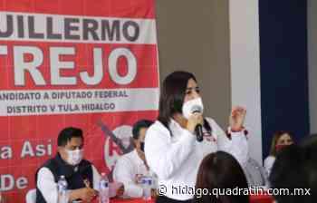 Desconoce RSP a supuestos líderes en la región Tula-Tepeji - Quadratín Hidalgo