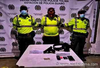 A la cárcel falso Policía de Tránsito que intentó hurtar con sus 'compinches' por las vías del Guamo - Alerta Tolima