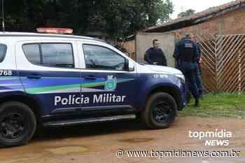 'Espertinho' arromba casa e tenta bater em policiais no Nova Lima - Top Mídia News
