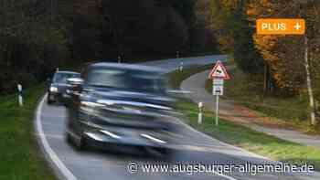 Ausbau der Straße zwischen Holzhausen und Emersacker ist umstritten - Augsburger Allgemeine