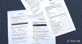 Fragebogenaktion in Stutensee zeigt Fragen und Bedürfnisse auf - BNN - Badische Neueste Nachrichten