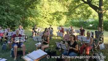 Musikverein Wittershausen - Mit Fantasie durch die Pandemie - Schwarzwälder Bote