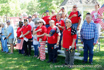 Huntingdon Hosts Annual Memorial Day Ceremony - The Mckenzie Banner