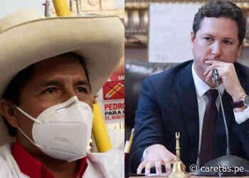"""Daniel Salaverry sobre Castillo: """"Es la mejor opción que tienen los peruanos en estos momentos para... - Caretas"""