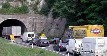 Code sulla Valsugana da Pergine alla galleria dei Crozi: tamponamento nel tunnel - l'Adige - Quotidiano indipendente del Trentino Alto Adige