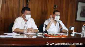 Gobernador habla sobre proyectos en Aranzazu - BC NOTICIAS - BC Noticias