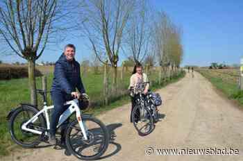 Lierde krijgt eerste fietsstraat - Het Nieuwsblad