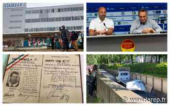 Le 20h30 de La Rep' - Projet titanesque à Saran, nouveau coach à l'US Orléans, l'histoire d'une héroïne... L'actu du Loiret ce lundi 31 mai - La République du Centre