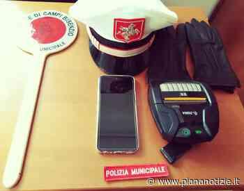 Campi Bisenzio, verbali di carta addio: la Polizia municipale li sostituisce con una App - Piana Notizie - piananotizie.it