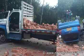 Accidente en la vía Zipaquirá – Ubaté, deja un muerto - Noticias Día a Día