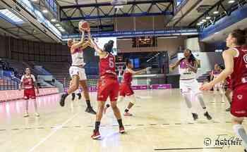 """Basket - USO Mondeville. Sarah Ousfar : """"On n'est pas là pour rester en Ligue 2"""" - actu.fr"""