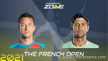 2021 French Open First Round – Philipp Kohlschreiber vs Fernando Verdasco Preview & Prediction - The Stats Zone