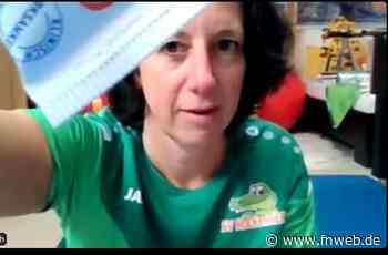 Hockenheim: Schwimmer trainieren auf dem Trockenen - Fotos - Fränkische Nachrichten