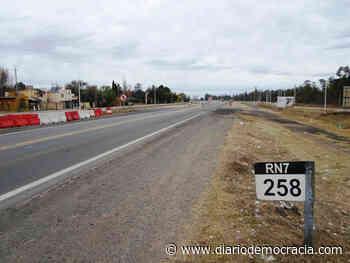 Llegó el día: se inaugura el tramo entre Junín y Chacabuco de la Autopista 7 - Diario Democracia
