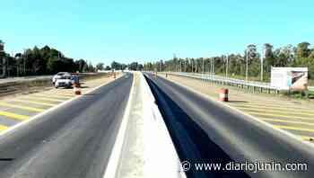 Este miércoles inauguran el Tramo Junín - Chacabuco de la autovía en la Ruta 7 - diariojunin.com
