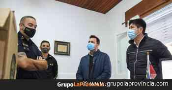 """Aiola afirmó que en Chacabuco """"se trabaja incansablemente contra el narcotráfico"""" - Grupo La Provincia"""