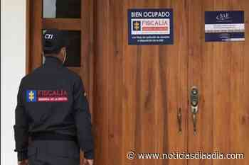 Fiscalía aplicó extinción de dominio a predio en Cajicá, Cundinamarca - Noticias Día a Día